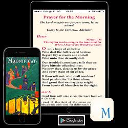 Magnificat App US - Android